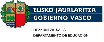 logo gobierno vasco educación