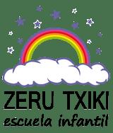 Guardería Zerutxiki.- Escuela infantil en Leioa,  cerca de Algorta, de Las Arenas y de Romo, guardería de bebés bilingüe con servicio de comedor y autobús. Abierto verano.